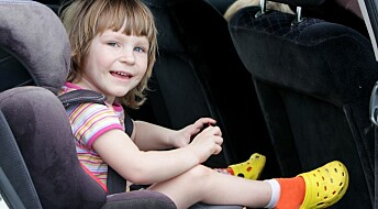Kids aren't dummies − back seats are still unsafe