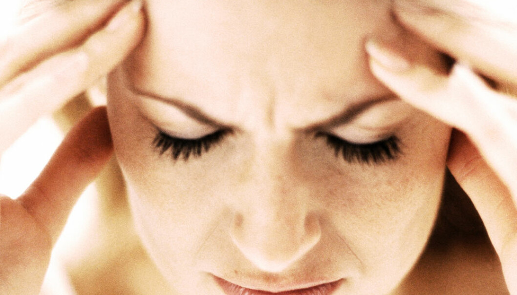 Migraines are more prevalent among women than men.  (Photo: iStockphoto)