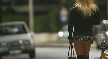 Selling sex solves problems for prostitutes
