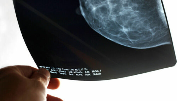 Screening for breast cancer to what effect?