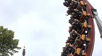 Young physicists test skills in amusement park