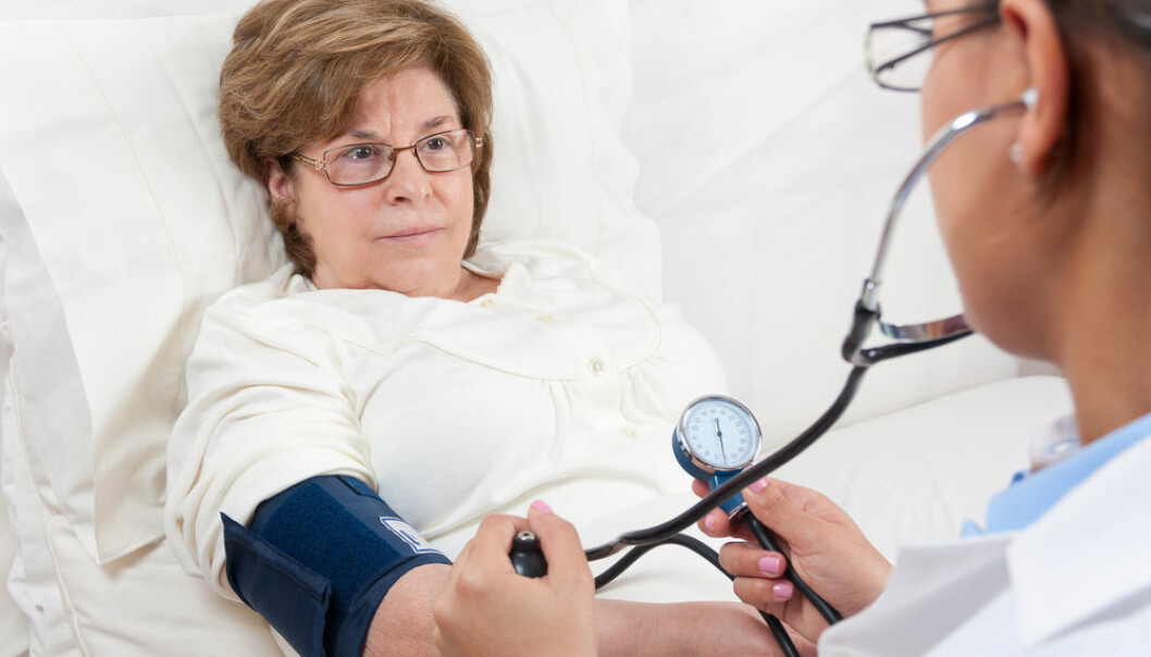 Ten percent of high blood pressure cases may be caused by tiny adrenal tumours triggering overproduction of hormones. The new findings open up for new forms of treatment. (Photo: Shutterstock)
