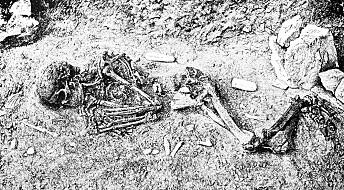 Genes reveal Palaeolithic genders