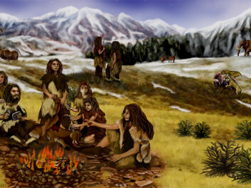 Gene sequences from Neanderthals provided results for determining gender that were as sure-fire as for our species, Homo sapiens. (Illustration: NASA)