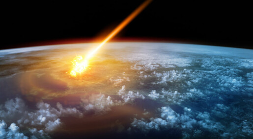 Early Earth was pounded into pieces