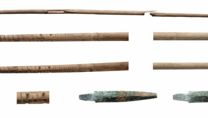 Glacier reveals 5,400-year-old Stone Age arrow