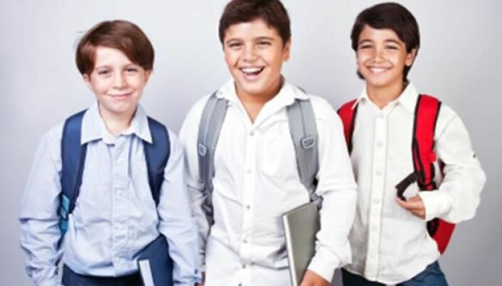 Gender equality creates new school boys