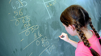 Care urged in labelling poor math learners