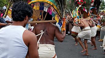 Extreme rituals enhance social cohesion