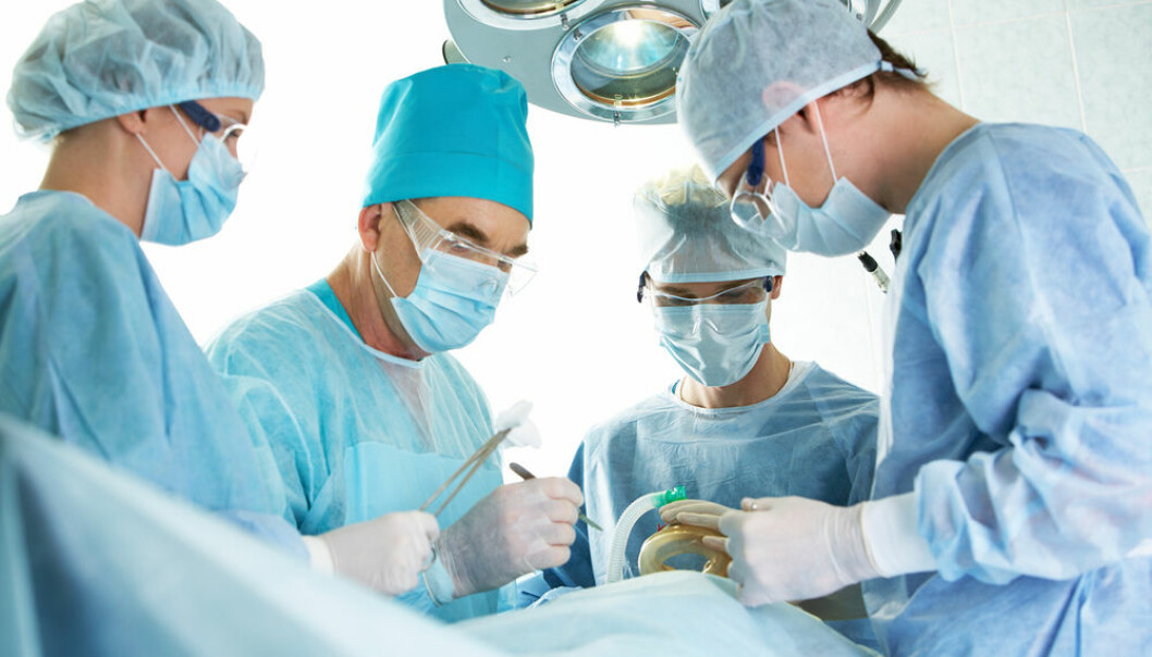 """Thanks to a new synthetic mussel adhesive that can glue wounds together, surgeons may not need to use stitches at the operation table in the future. (Photo: <a href="""" http://www.shutterstock.com/"""" target=""""_blank"""">Shutterstock</a>)"""