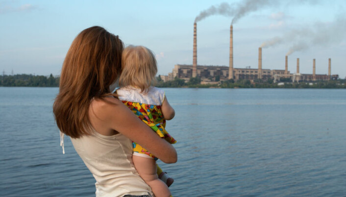 Only minor effects on fertility from environmental contaminants