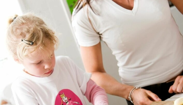 Mums are main key to healthy kids