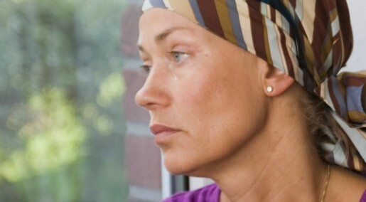 Increased risk of depression for cancer patients in alternative treatment