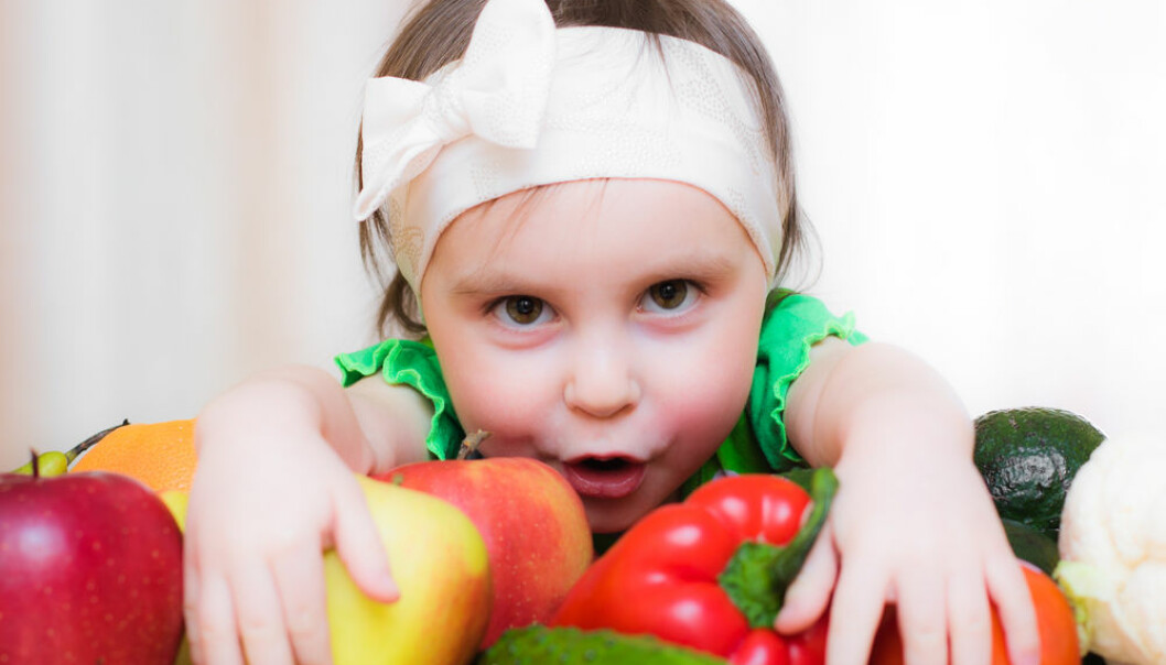"It's not always easy to get children to eat healthy foods, so it is important to introduce vegetables into the baby's diet before its first birthday. (Photo: <a href="" http://www.shutterstock.com/"" target=""_blank"">Shutterstock</a>)"