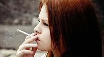 Hormone removes the pleasure of smoking