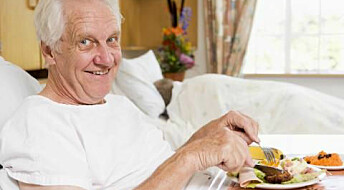 Meal hosts awaken patients' appetite