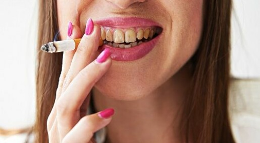 Smoking destroys our oral immune system