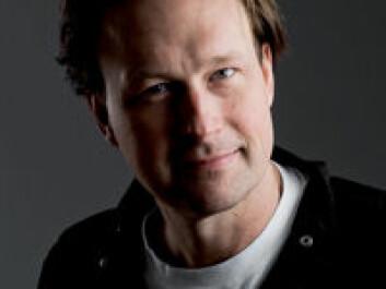 Fredrik Nyström. (Photo: Linköping University)