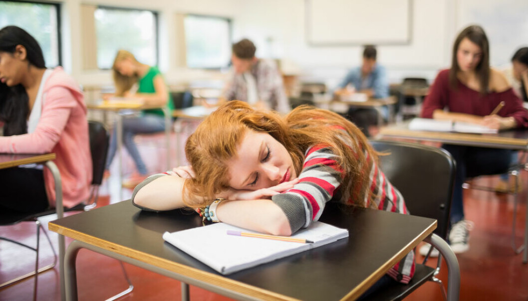 "Scientists have figured out which parts of the immune system cause narcolepsy. (Photo: <a href="" http://www.shutterstock.com/"" target=""_blank"">Shutterstock</a>)"