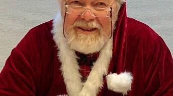 Santa is as trustworthy as a doctor