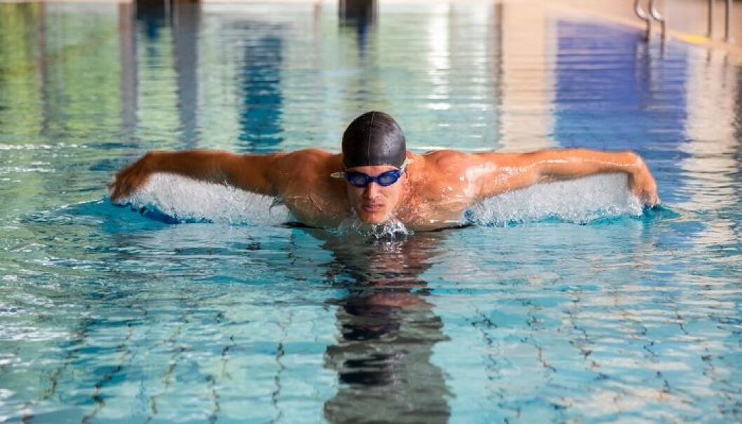 """The long hours that elite swimmers spend in indoor swimming pools may increase their risk of asthma. But parents shouldn't worry about taking their kids to the swimming pool hall every now and then. (Photo: <a href="""" http://www.shutterstock.com/"""" target=""""_blank"""">Shutterstock</a>)"""