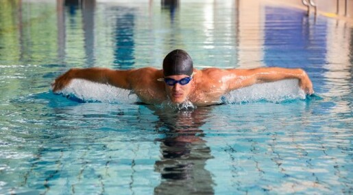 Swimming pool hall air can trigger asthma in elite swimmers