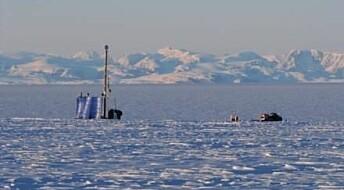 Huge meltwater reservoir found under Greenland ice
