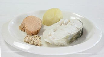 Spawning cod packed with vitamins