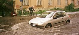 More heavy rains in the future