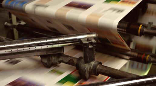 Print shops search for a survival scheme