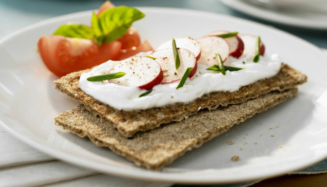 Tests of crisp breads made of rye showed them to be 20-30 percent more effective in satiation than regular soft bread made of wheat. (Photo: K. Arras, Bon Appetit)