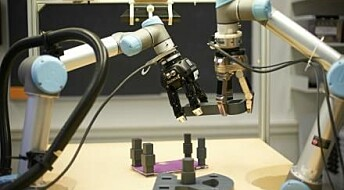 Industrial robots now also for small companies