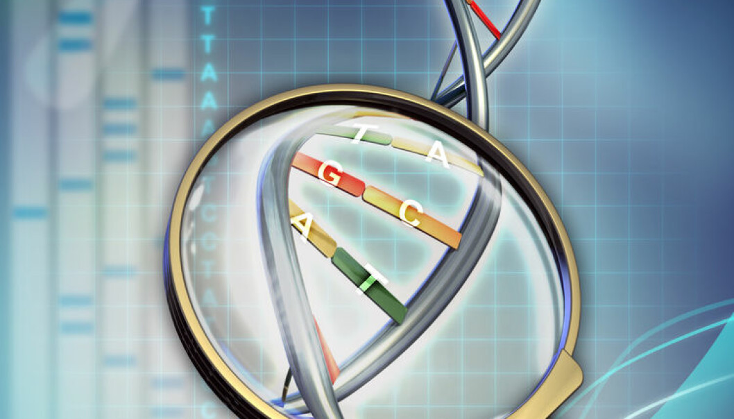 "It is now possible to sequence a genome for only $99, which has made it possible for scientists to sequence the genomes of hundreds of thousands of people in large genetic studies. (Photo: <a href="" http://www.shutterstock.com/"" target=""_blank"">Shutterstock</a>)"