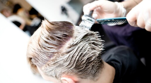 Hairdressers troubled by respiratory problems