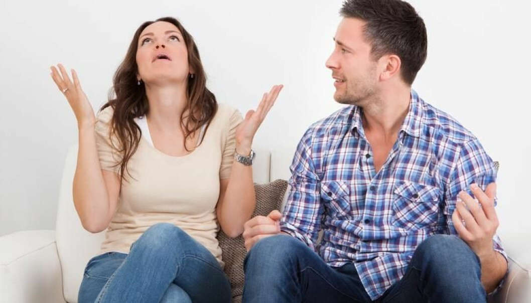 "Know the type? People who just will not be persuaded even by the strongest arguments. A new research project aims to help us better understand how people are persuaded by various types of arguments. (Photo: <a href="" http://www.shutterstock.com/"" target=""_blank"">Shutterstock</a>)"