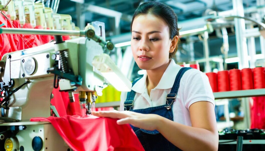 It is far cheaper for European companies to have some products manufactured in Asia, but from a  business point of view, it makes much more sense to turn away from Asia and instead dream of the big gains that can had in Europe, new study suggests. (Photo: Shutterstock)