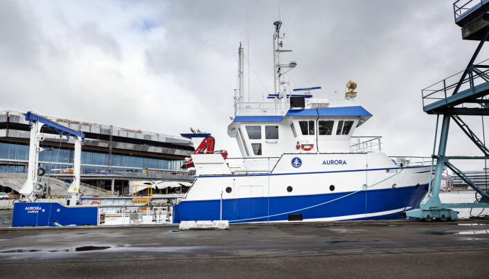 Denmark's new research ship is a maritime marvel