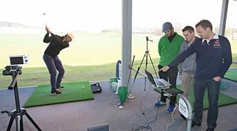 A Darwinian approach to golf