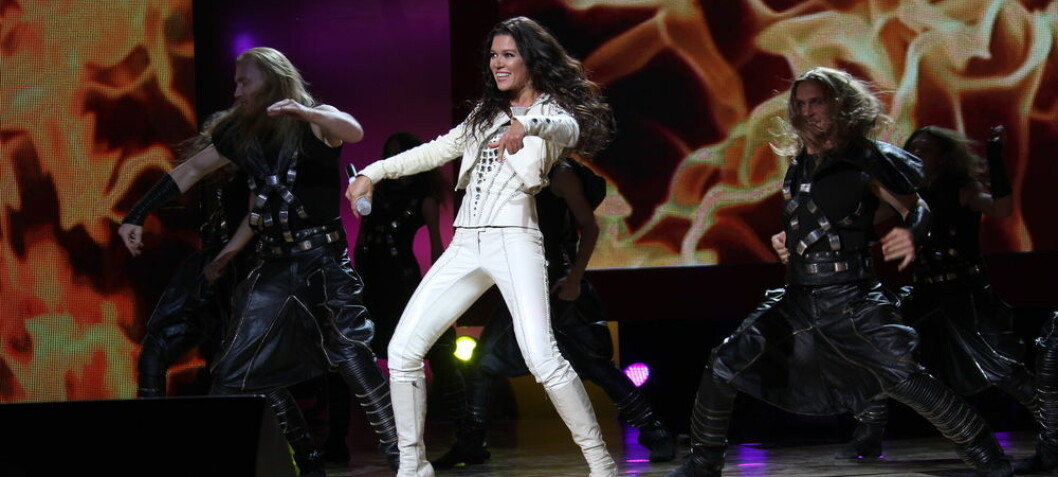 Eurovision Song Contest is riddled with hidden political messages