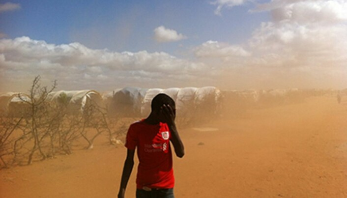 Climate refugees hard hit by unclear laws