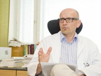 MD Matti Kärkkäinen (Photo: Timo Hartikainen)
