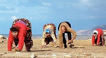 Mystery solved: why a Turkish family walks on all fours