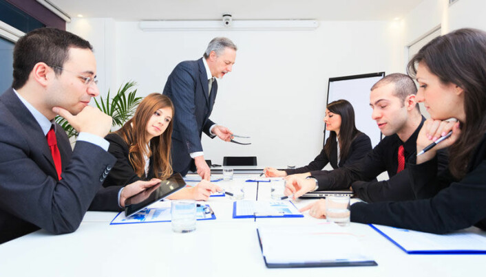 Efficient meetings can prevent conflicts at work