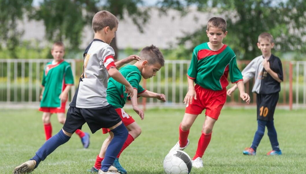 Team sports in particular lead to more confidence and fewer symptoms of depression. (Photo: Microstock)