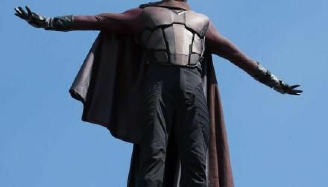 The super villain Magneto's magnetic superpowers allow him to fly -- and that helps researchers explain complicated physics concepts. (Photo: x-menmovies.com / Twentieth Century Fox)
