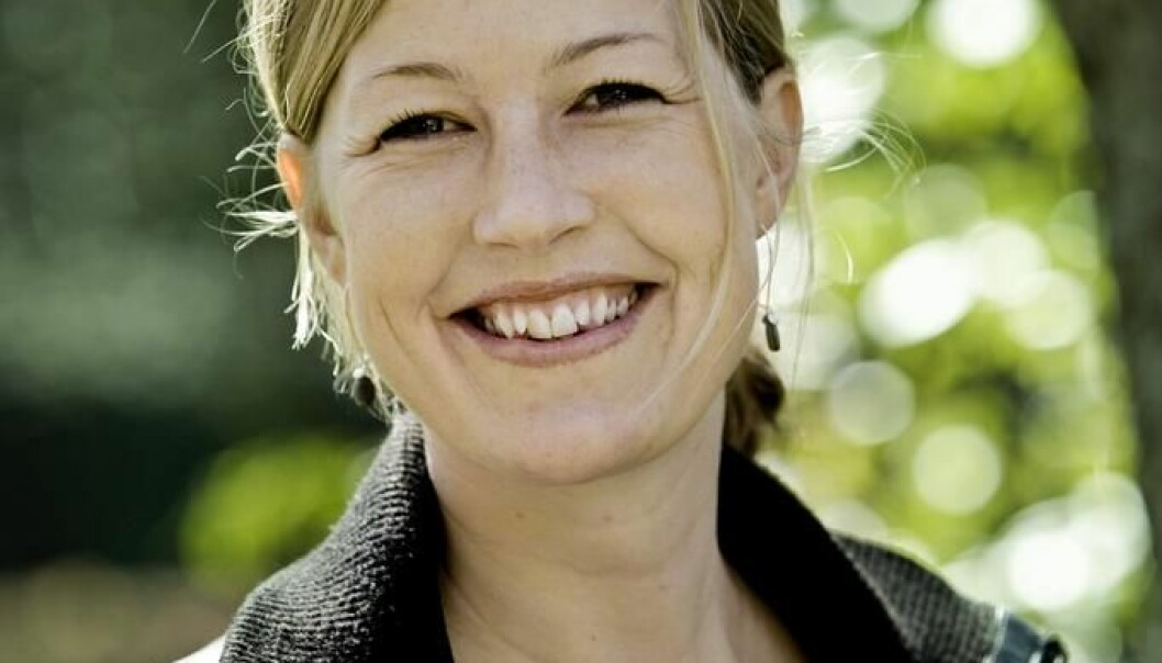 Sofie Carsten Nielsen, Danish Minister for Higher Education and Science, learned a lot about how important it is to establish ties between researchers and the rest of society. (Photo: Sofie Carsten Nielsen)