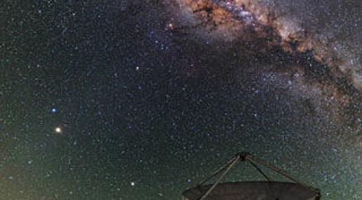Nobel prize winner: Let's find dark matter and dark energy