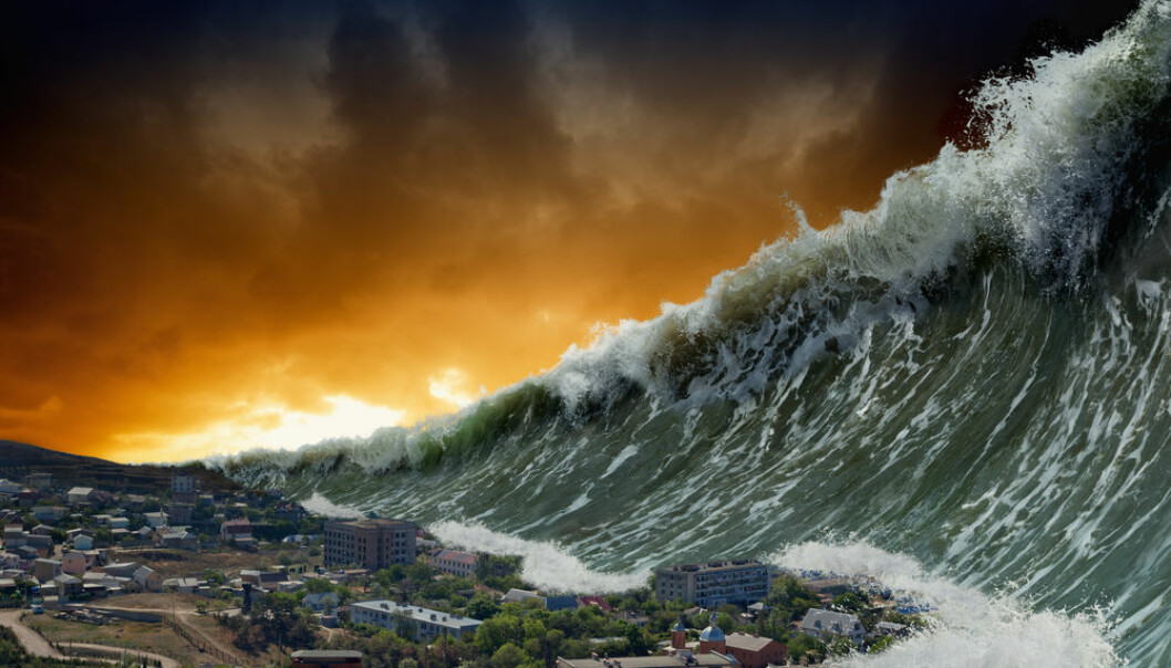 Natural disasters in the past helped shape humanity and our modern society. Researchers are now trying to figure out how past disasters can help us in the future. (Photo: Shutterstock)