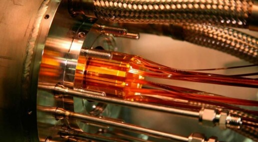 CERN makes first precise measurements of antihydrogen
