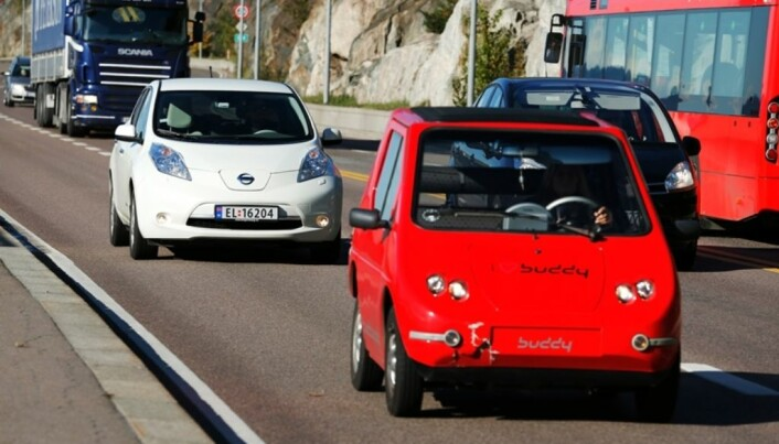 Substantial emission cuts from cars